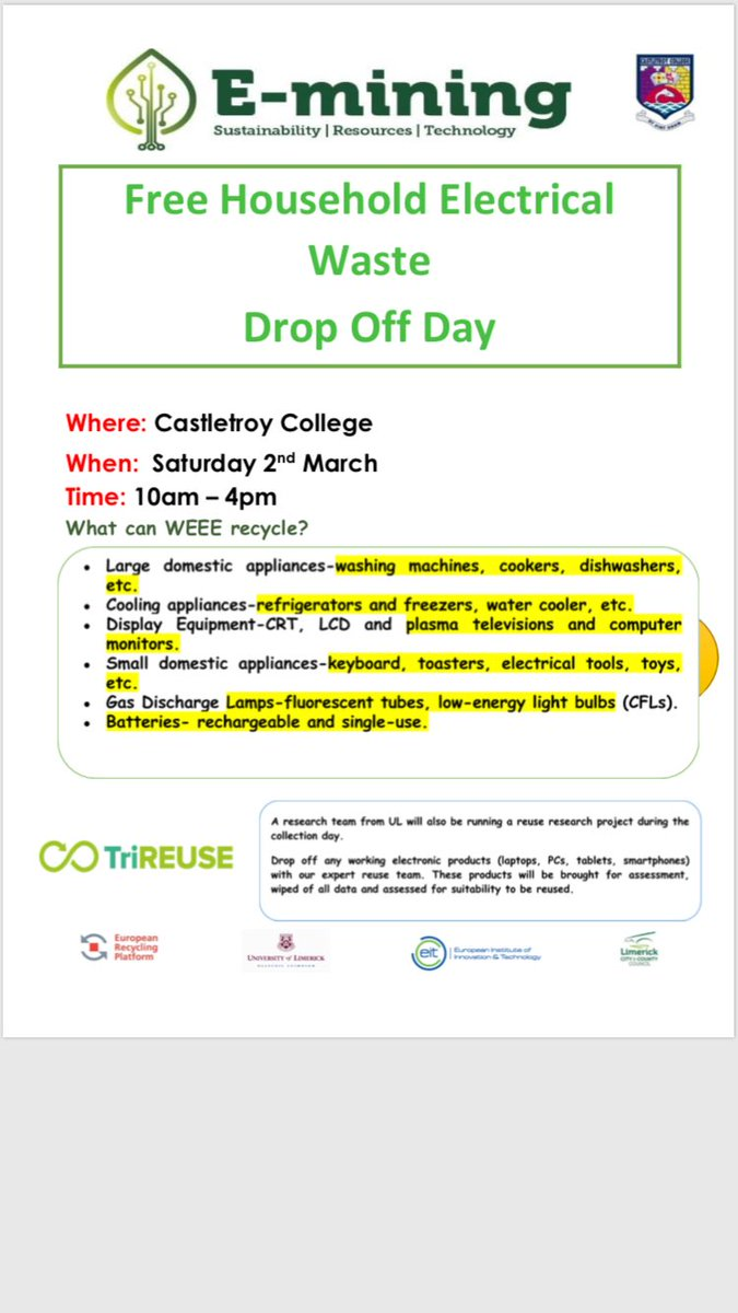 Castletroy College on Twitter: