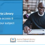 What if you get access to the reading lists prepared by the experts of your field, won't that be a great thing? Join Astria Library to get the access & excel in your subject  https://t.co/6Dgm1l6thb