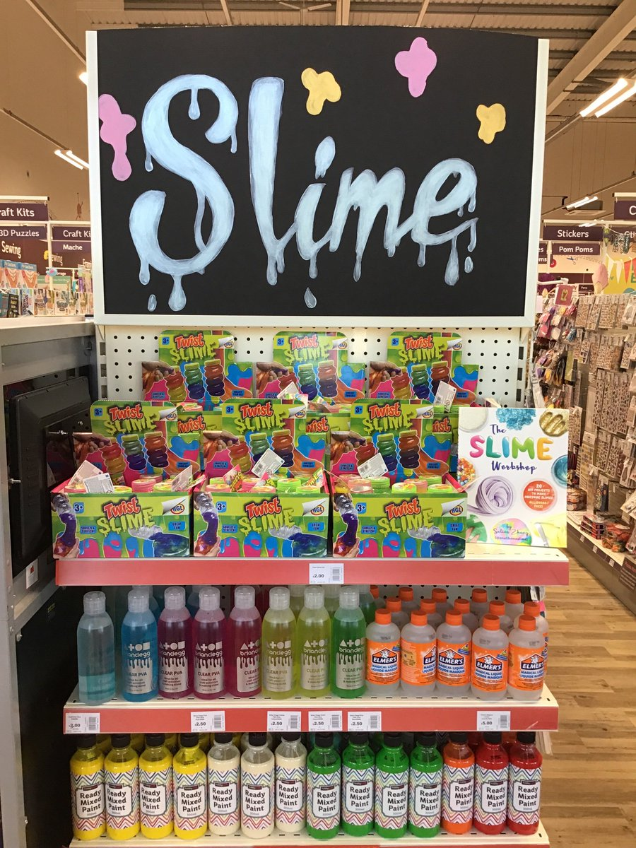 Hobbycraft Rugby On Twitter Our New Briancleggcolouredpva Glue Is Perfect For Making Bright Gooey Slime With Elmersmagicalliquid Kidscraft Eastermadeeasy Makeitdontbuyit Https T Co Gejwcuyyfd