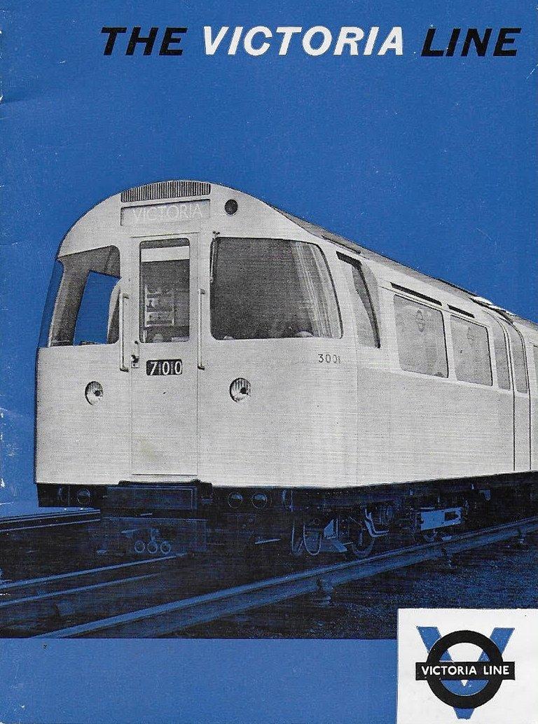 D0Q8TPEWoAEGhRe - The Victoria Line's really big 50th birthday! #2