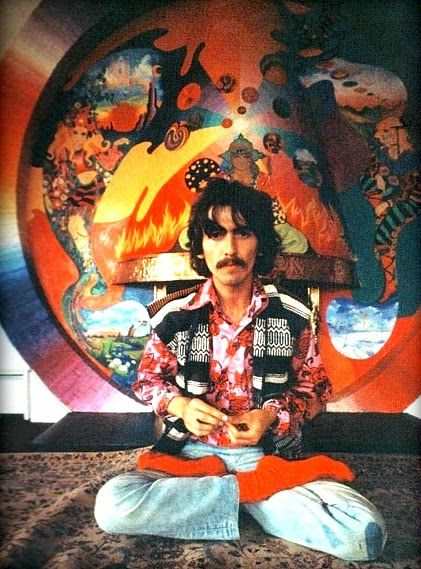 Happy Birthday to George Harrison - born on this day in 1943!