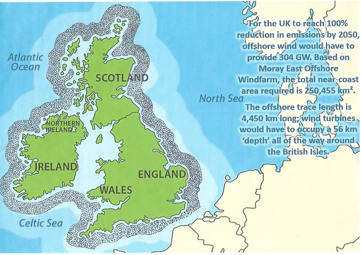 Map Of Uk 2050.Climate Realists On Twitter Colin Megson This Is What 304 Gw Of