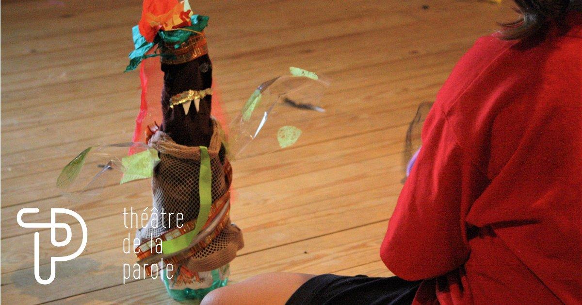 Dragonologie, un stage pour les enfants de 6 à 9 ans avec Zazie Prignon - https://t.co/ylMIyQXbo2 #stagedete #kids #conte #meditation #marionnettes #creation #bruxelles #enfamille #auderghem #theatre https://t.co/V4JVaJbp8I
