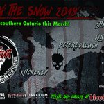 Image for the Tweet beginning: The Blood in the Snow