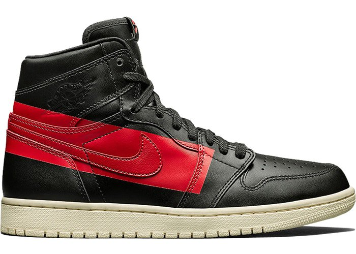 b325aa5f ... the Air Jordan 1 'Couture' adds a splash of style to any sneaker  collection. Shop here: https://stockx.com/air-jordan-1-retro-high-og-defiant-couture  … ...