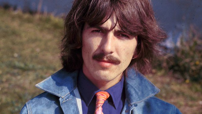 In remembrance of and a very Happy Birthday to George Harrison, 25 February 1943 29 November 2001 RIP =)