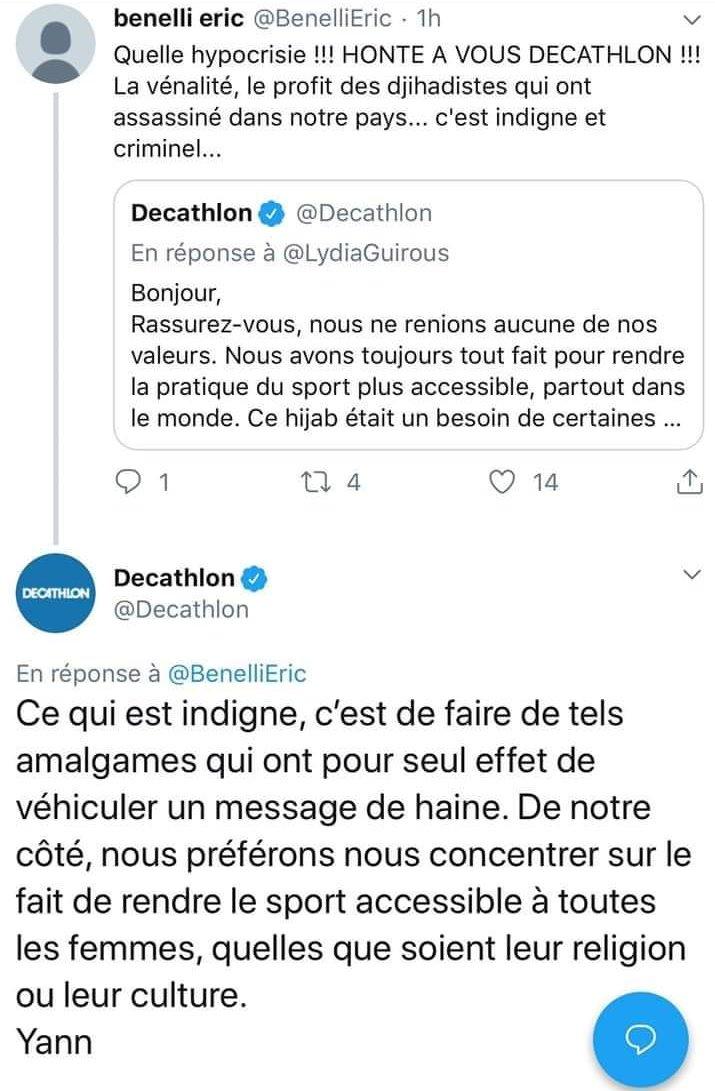 Madjid Messaoudene on Twitter
