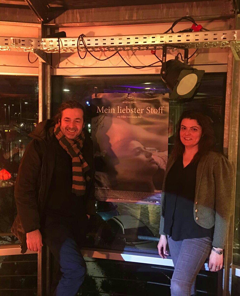 #Filmtage_des_Mittelmeeres in Heidelberg  2019  #Germany #Heidelberg   #Festival   #Saad_lostan #Cannes_2018 #سعد_لوستان  #Mon_tissu_prefere  #Mein_liebster_Stoff #Syrian_movies #анзорей https://t.co/jsyFj261I3