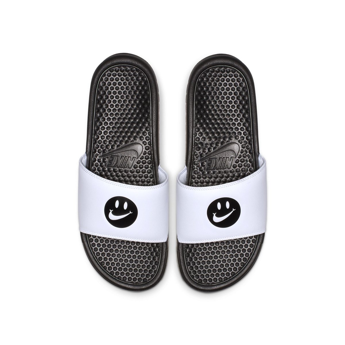 47491d55b0de ... A Nike Day  slides available with FREE SHIPPING via  footlocker  Black White https   bit.ly 2IxrKvo Black Red https   bit.ly 2GZnrGK  Black Grey ...