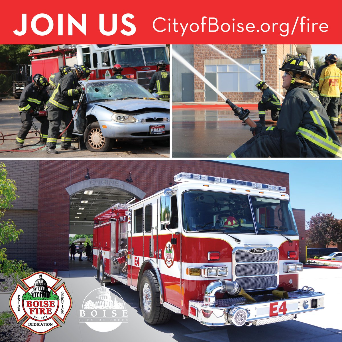 Boise Fire Dept  on Twitter: