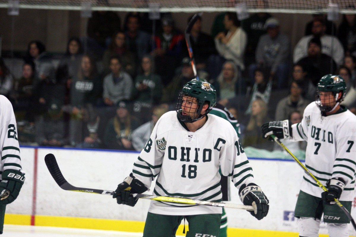 buy popular 2dac2 aadb2 Ohio Bobcats Hockey on Twitter:
