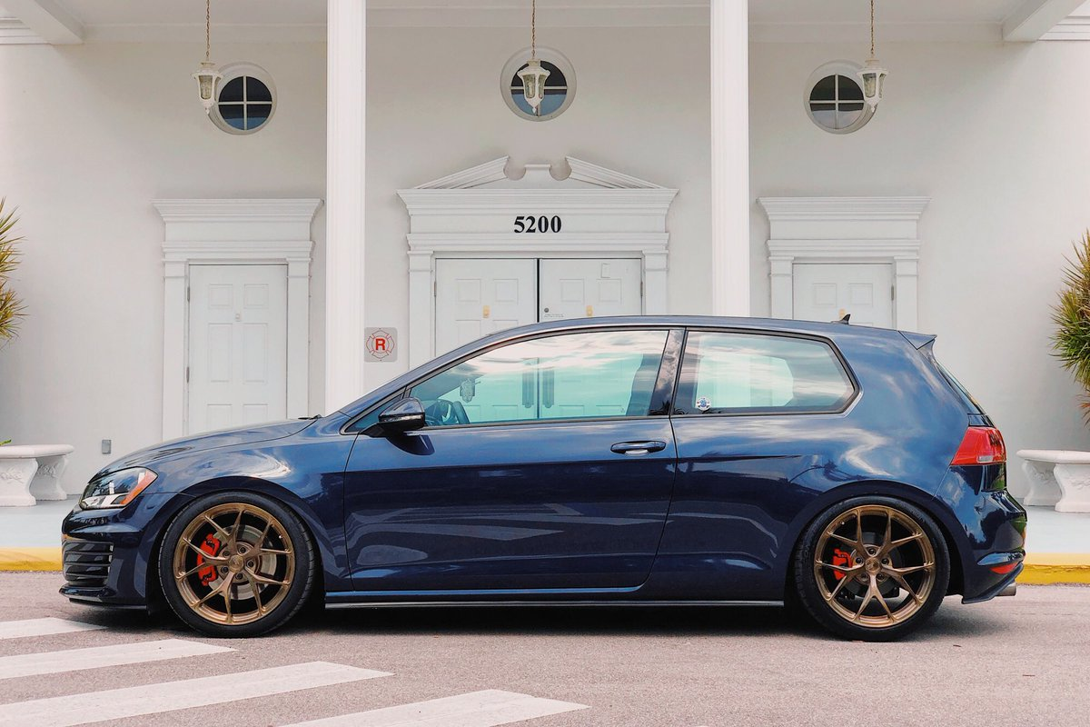 Bc Racing Na On Twitter The Bc Vw Mk7 Gti Package Suspension Bcracing Brseries Custom Coilovers Wheels Bcforgedna Rz21 In Brushed Bronze Ubersick Bcforged Bcforgedna Bcracing Bcracingna Customcoilovers