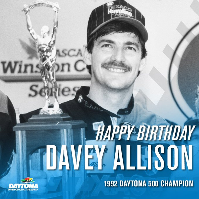 Happy Birthday Davey Allison