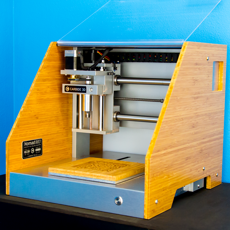 For #CNC machines that come in a variety of sizes for all