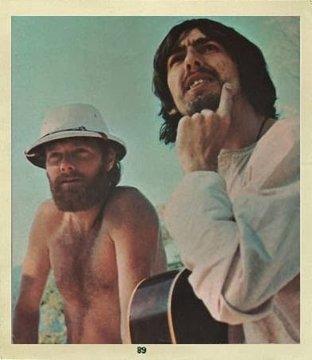 Happy 76th birthday George Harrison. We miss you.