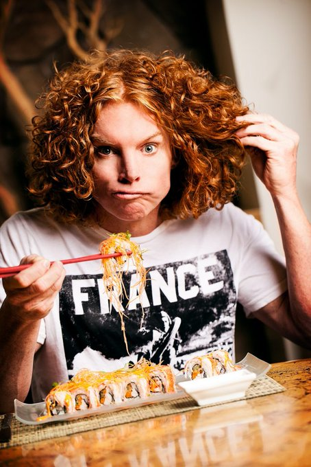 Happy Birthday Carrot Top!