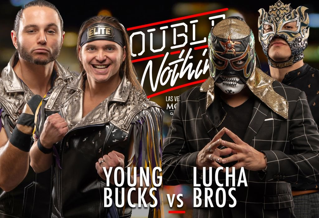 New Japan Cup Matches Revealed, Young Bucks Vs. Lucha Bros. Confirmed, ROH - FITE Team For HonorClub