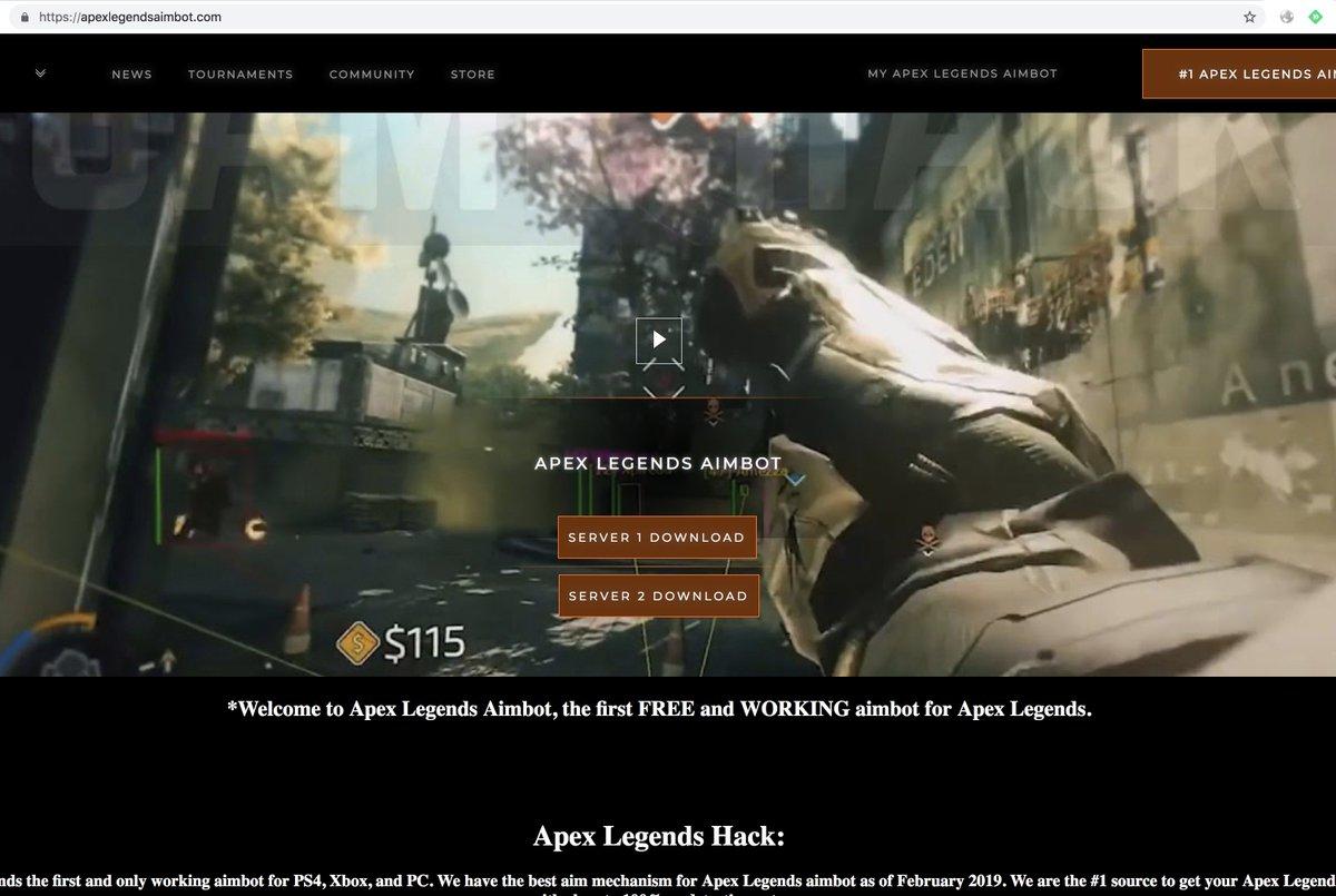 apex legends aimbot free