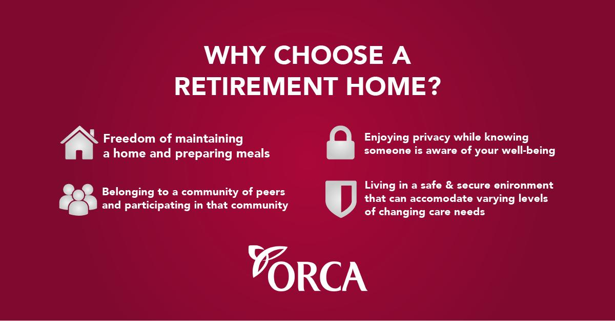 Click The Link For Helpful Questions You Should Ask Yourself When Considering Retirement Http Www Orcaretirement Living How To Choose