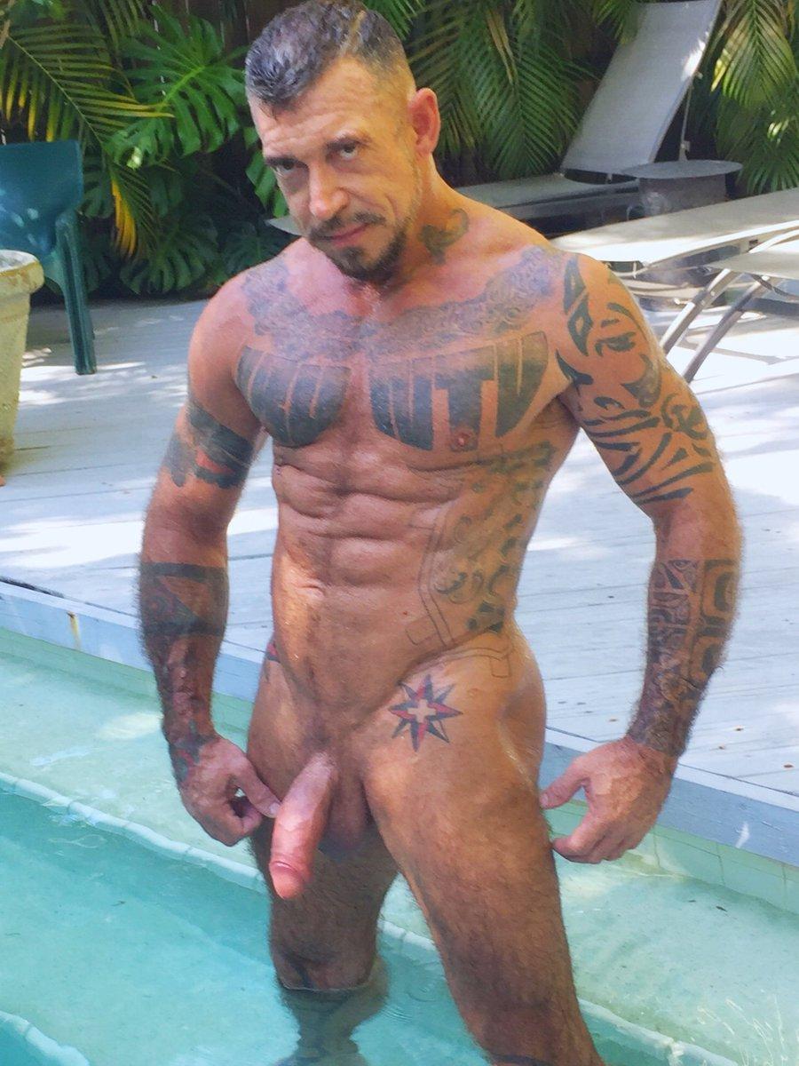 Ray dalton naked