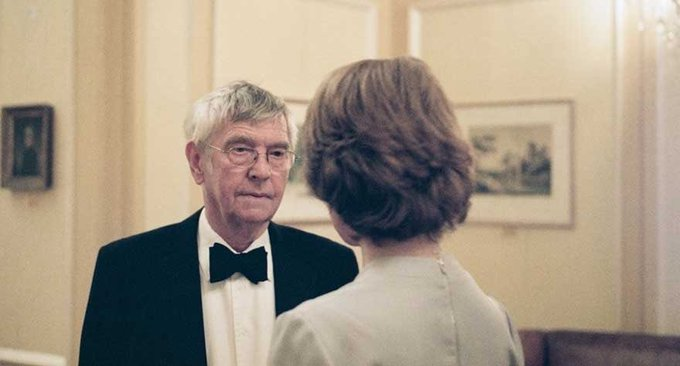 Happy birthday Tom Courtenay. I loved his nuanced, contained performance in 45 years.