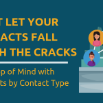 We know it takes multiple touch-points to convert a #lead, to reach a current #client, and to stay connected to your sphere. Learn how #Contactually keeps you close to your #network --> https://t.co/kKTDauVTqT