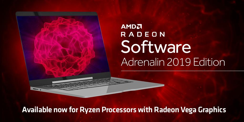 what is amd support and radeon software