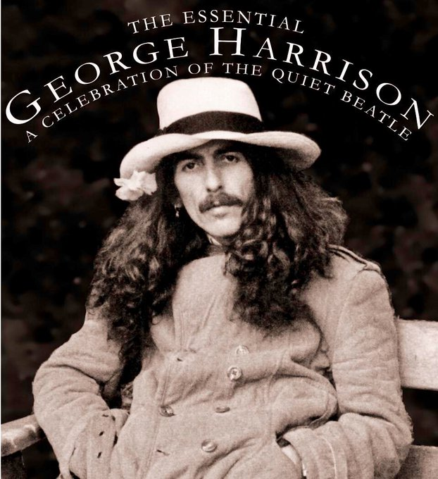 Happy birthday to George Harrison.