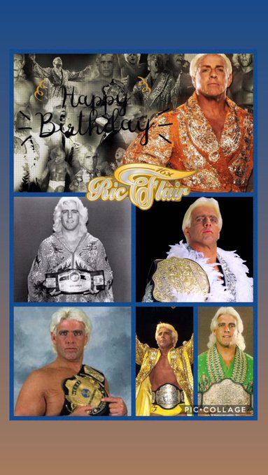 Happy 70th birthday to nature boy ric flair