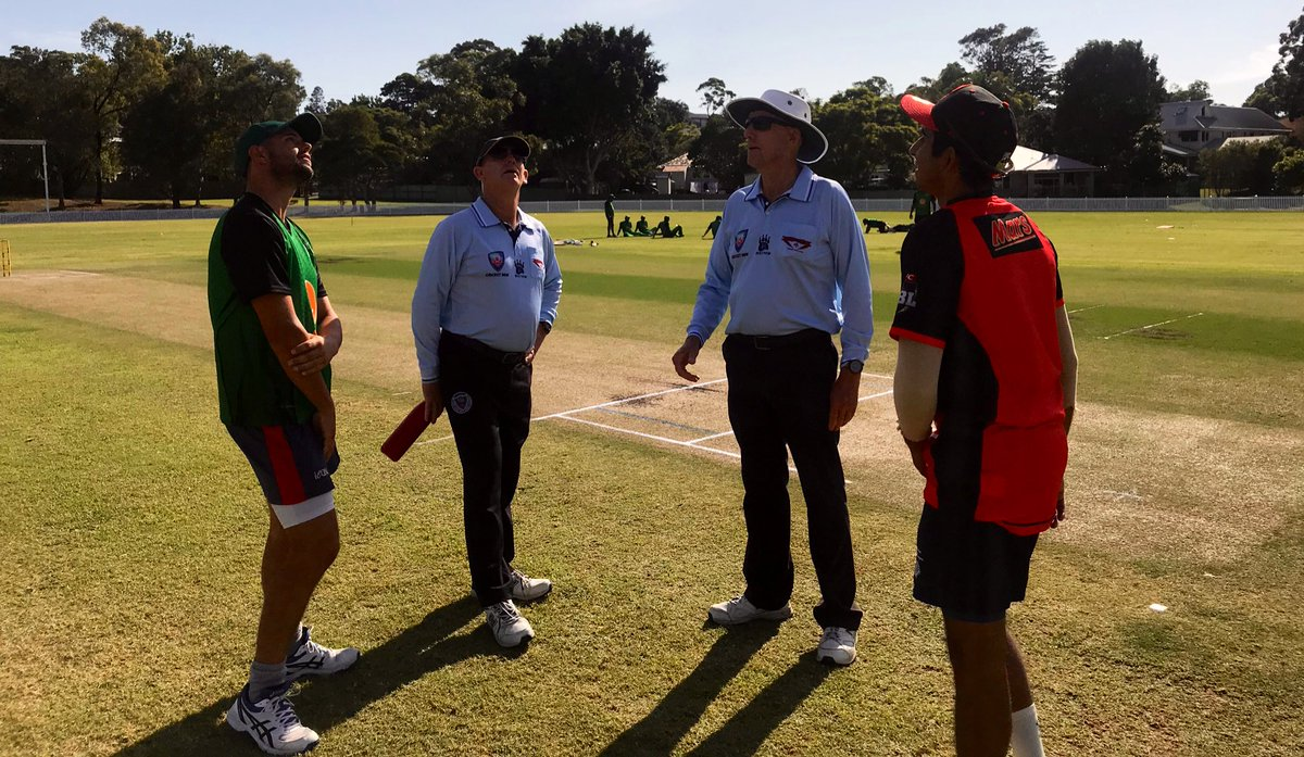 The #MulticulturalT20 series is back underway today and we are taking on the Renegades.  We have won the toss and elected to bat.