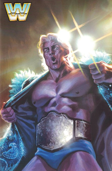 Happy 70th birthday to the man himself, Ric Flair!!! Wooo!!