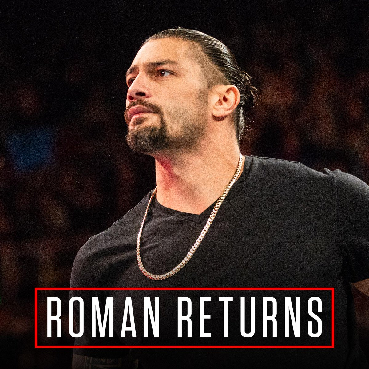 efe07f320 BREAKING   WWERomanReigns will KICK OFF  Raw tonight right at 8 PM ET LIVE