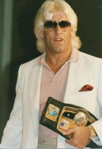 Happy Birthday to Nature Boy Ric Flair! One of the coolest customers of all time