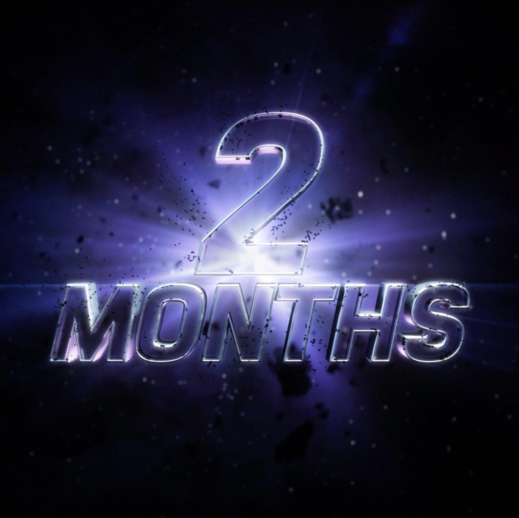 Two months until Marvel Studios' #AvengersEndgame. See the film in theaters April 26. https://t.co/ElB61y7Iiu
