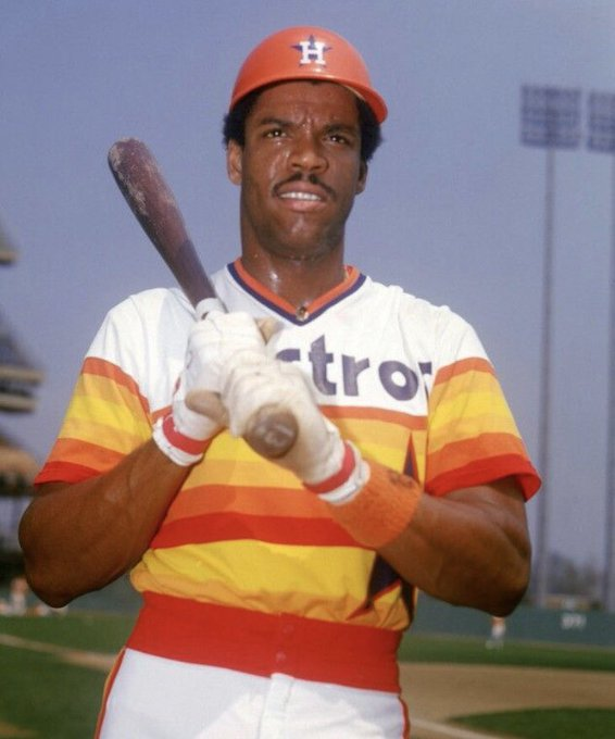 Happy birthday to Cesar Cedeno, one of the most underrated players of the 1970 s