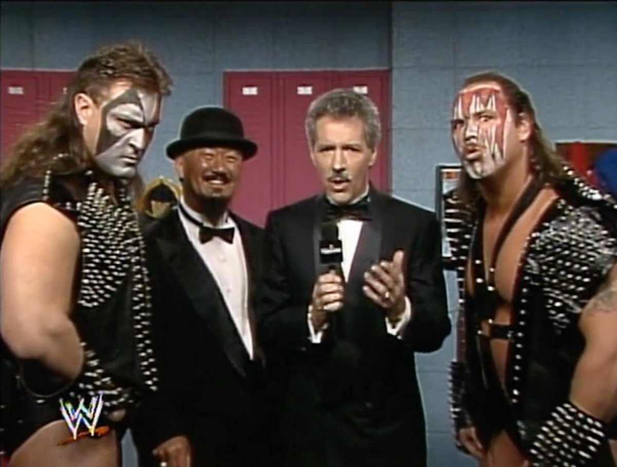 "dhm on Twitter: ""After seeing this interview at WrestleMania 7 I'm ..."