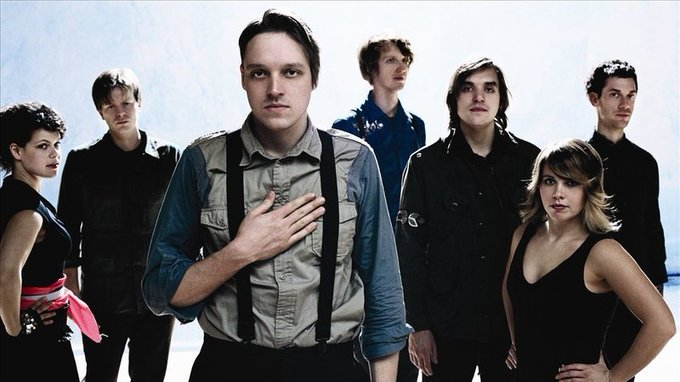 Happy birthday to the arcade arsonist Win Butler. Saw AF live on the Reflektor tour, they brought down the house!