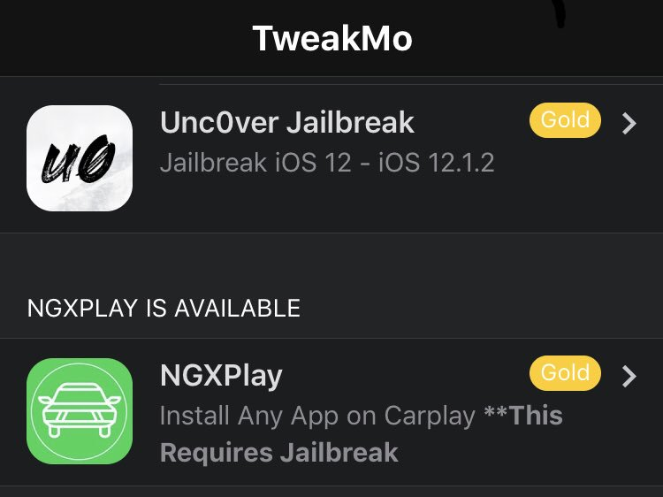 Something really cool is coming! #tweakmo #ios12 #ios13