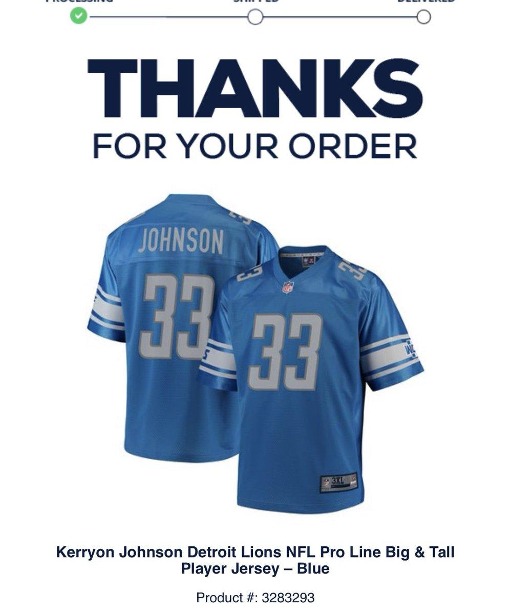 premium selection 3e503 841b9 Kerryon Johnson (@AyeyoKEJO) | Twitter