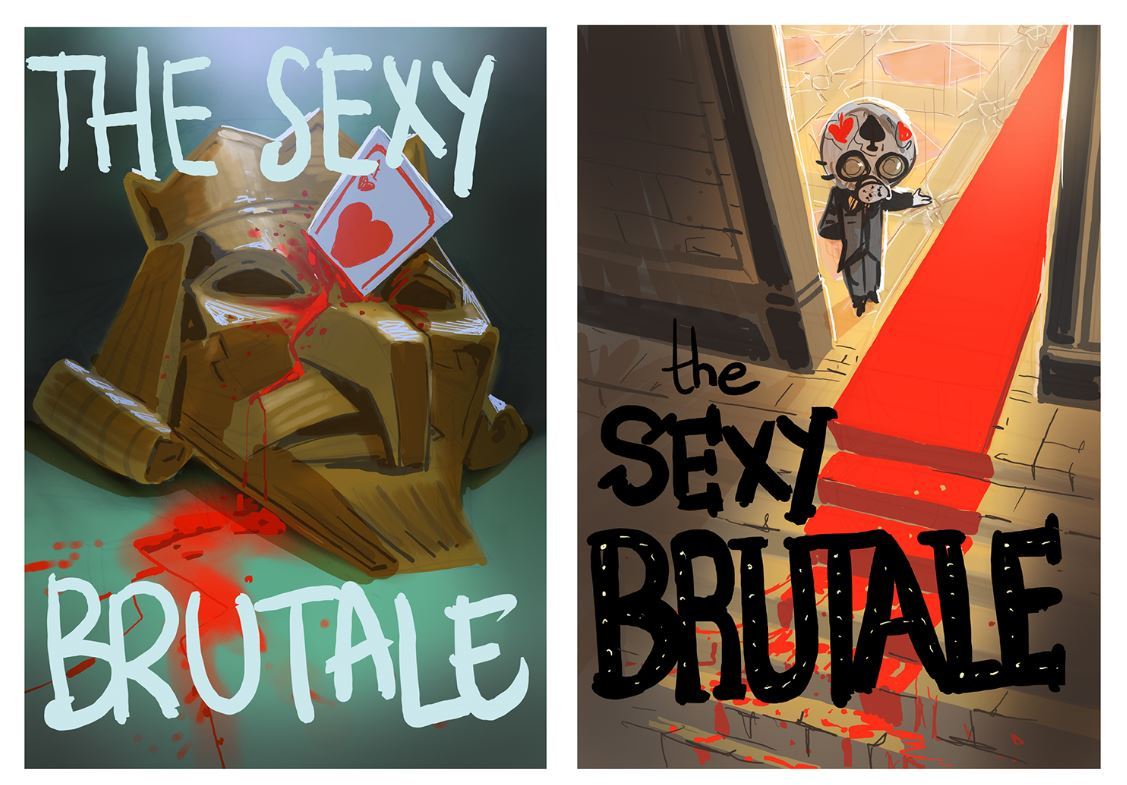 Do You Like The Sexy Brutale Art Style Draw Your Favourite