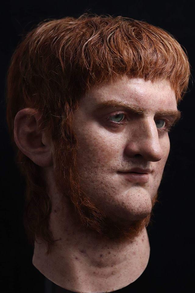 Redhead figa cazzo