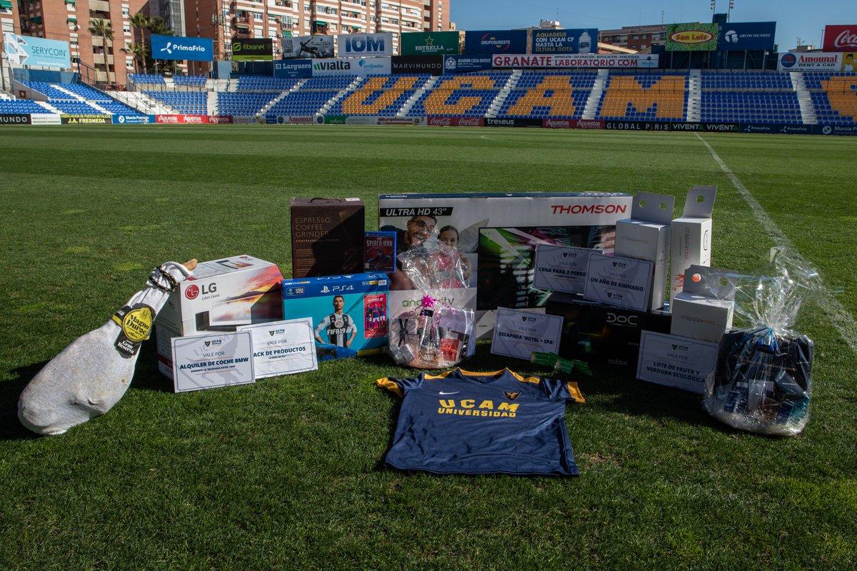 aa0dd0e8a2 UCAM Murcia C.F. on Twitter: