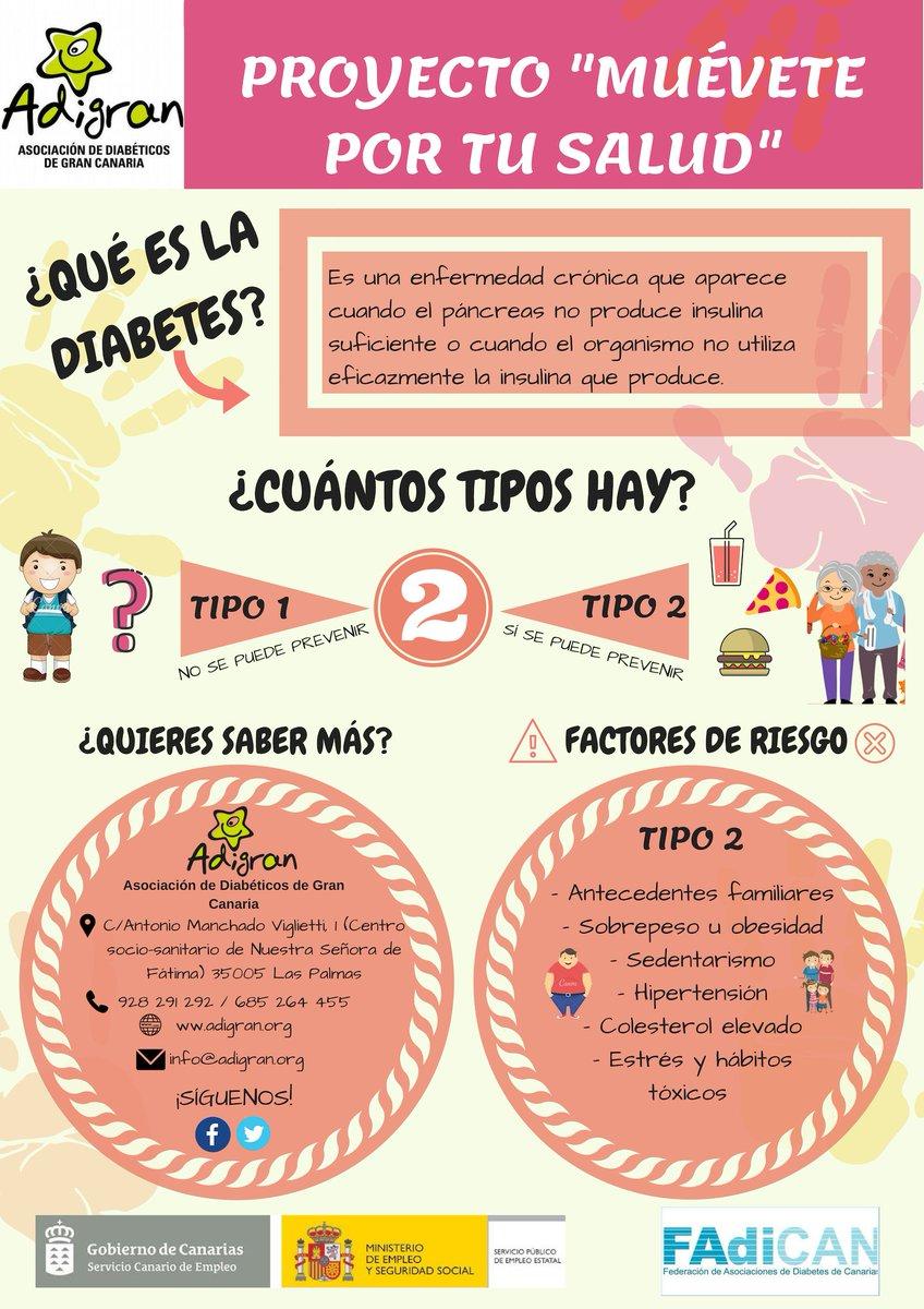 asociación de diabetes bnssg