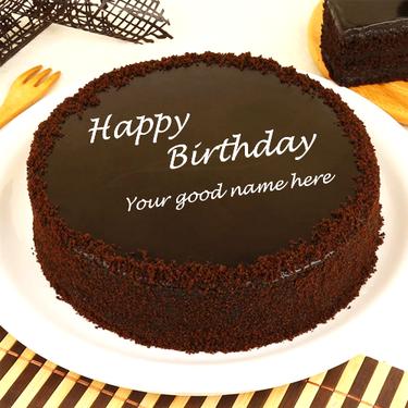 Chocolate Cake With Name Chocolatecakewithname Birthdaycakewithname Happybirthdaywishes Wishme29 Happybirthdaycake Latestchocolatecake
