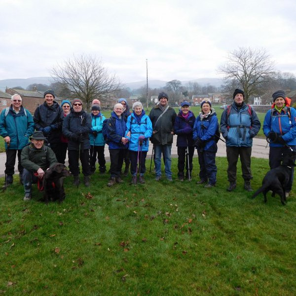 Whats on Appleby in Eden Valley: Bolton Wanderers Walking Group
