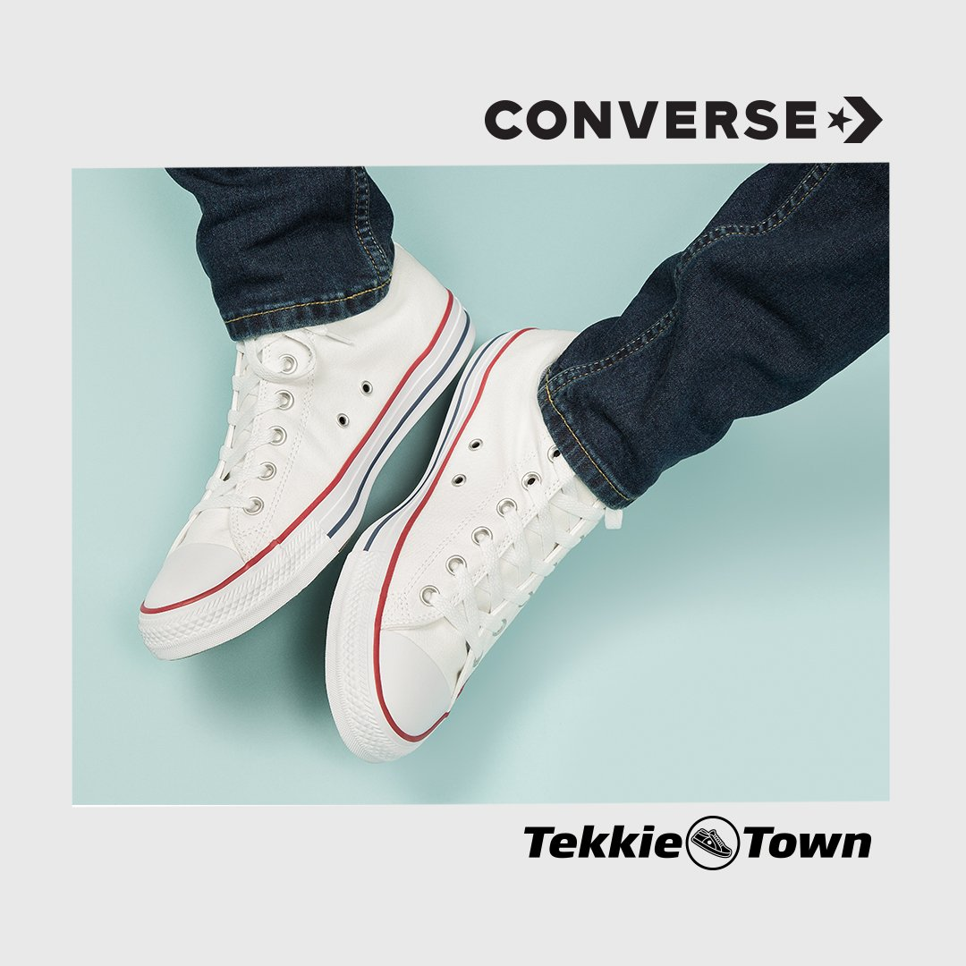 Get the classic Converse All Star Lo's