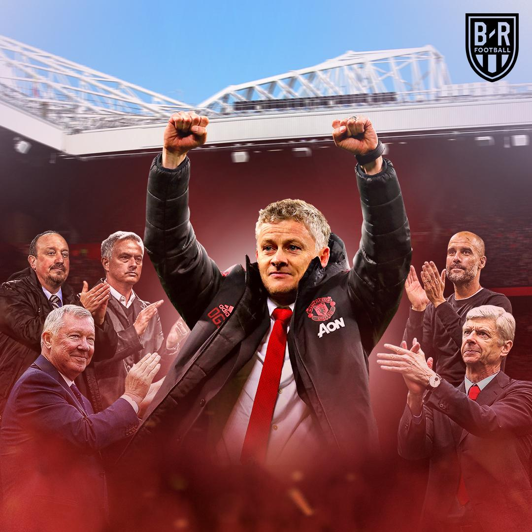 Happy birthday to Ole Gunnar Solskjaer, the only Premier League manager ever to get 26 points from his first ten games in charge of a club 👏