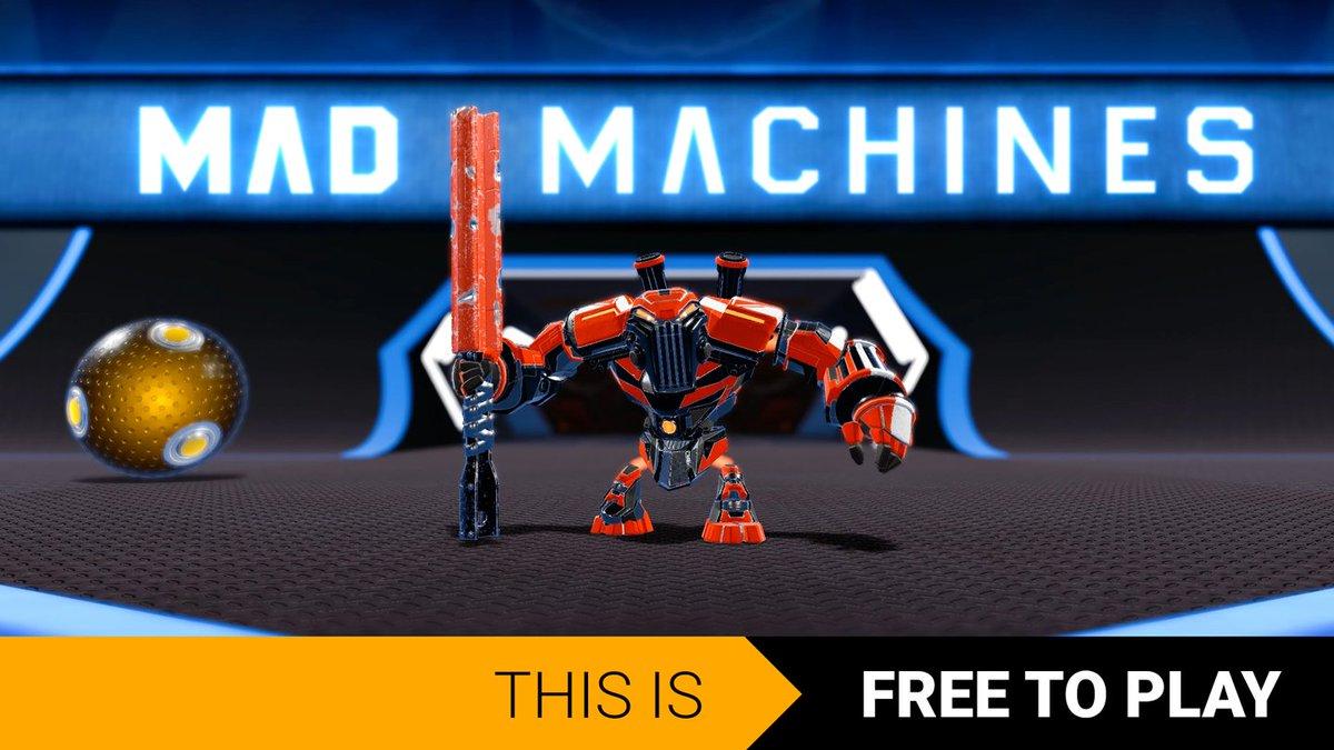 bf80bfe5e4 MAD MACHINES 💥 Dreamhack Dallas ( Mad Machines)