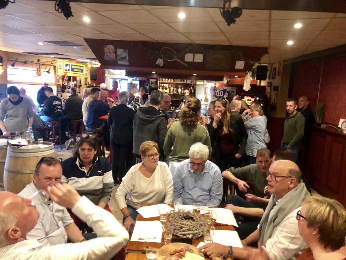 Het was gezellig druk, goed bezocht maar ook lekker en leerzaam op de #whiskytasting #woubrugge #partyregelaar