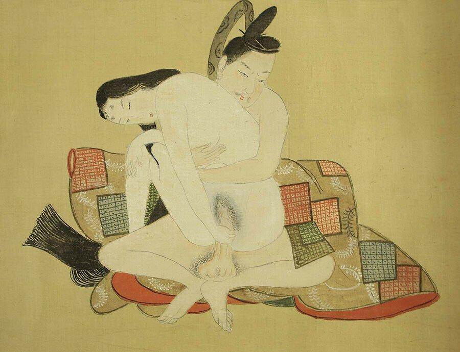17th century hentai